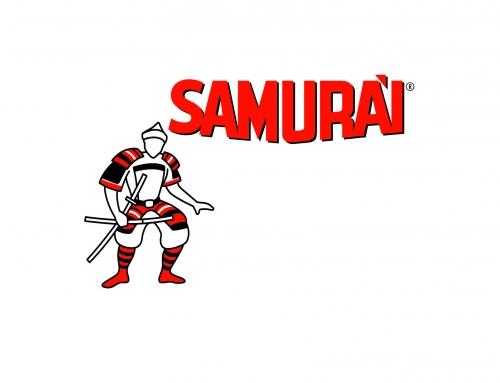 I Samurai arrivano in cucina