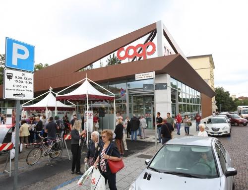 Ha inaugurato oggi la nuova Coop per Gorizia