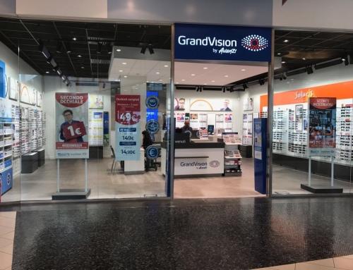 Due aperture per GrandVision Italia: nuovi punti vendita ad Antegnate e Giugliano in Campania