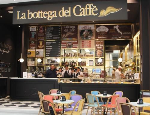 Nuova apertura firmata Cibiamogroup per La bottega del Caffè a I Viali Shopping Park