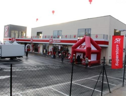 Nuovo Supermercato Sì con Te a Sant'Elpidio a Mare (Fermo)