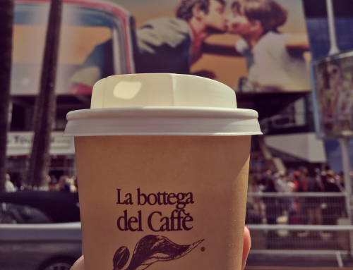 La bottega del Caffè varca i confini italiani e inaugura a Cannes