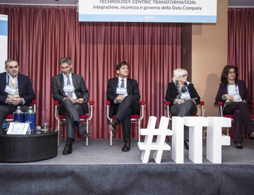 """Technology-Centric Transformation"" il tema trainante dell'Information Technology Forum 2019"