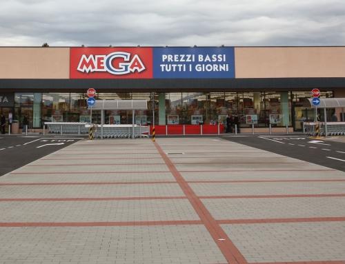 Il Gruppo Unicomm inaugura un nuovo MEGA