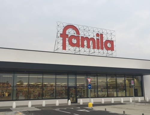 UNICOMM inaugura il nuovo Famila a VEDELAGO (TV)