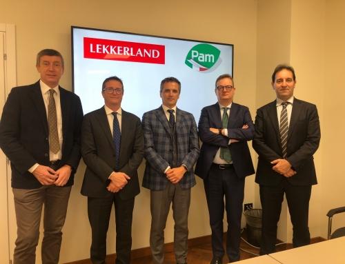 Gruppo PAM, siglata oggi la partnership con LEKKERLAND